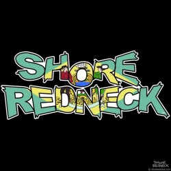 Shore Redneck Delaware Decal