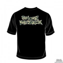 Shore Redneck Hunter Camo T-shirt