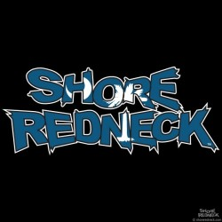 Shore Redneck South Carolina Decal