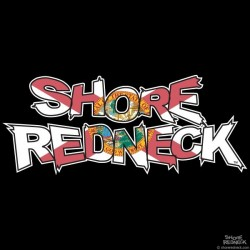 Shore Redneck Florida Decal