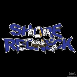 Shore Redneck Lousiana Decal