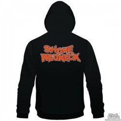 Shore Redneck Blaze Orange Logo Hoodie