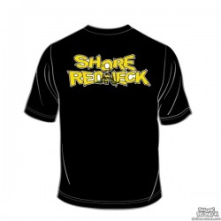 Shore Redneck Don't Tread on Me Gadsden Logo T