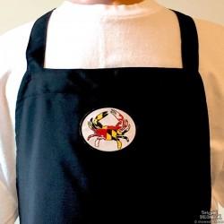 Shore Redneck MD Crab Cooking Bib Apron