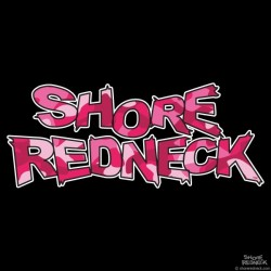 Shore Redneck Pink Camo Decal