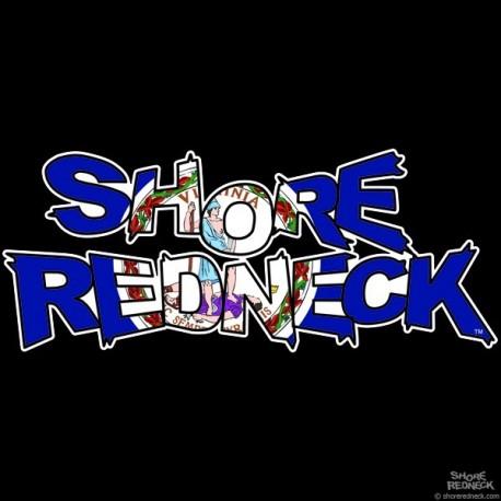 Shore Redneck Virginia Decal