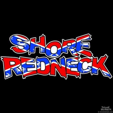Shore Redneck Dixie Crab Decal