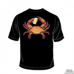 Shore Redneck Steamed Beer Crab T