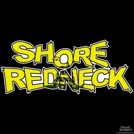 Shore Redneck Gadsden Decal