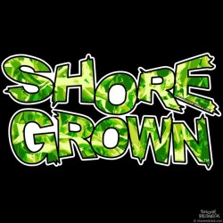 Shore Grown™ Corn Camo Decal