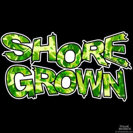 Shore Grown™ Corn Camo Decal