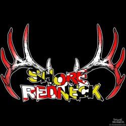 Shore Redneck Maryland Rack Decal
