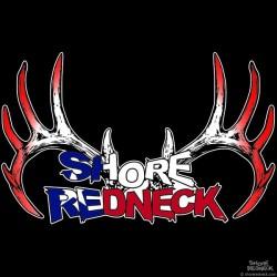 Shore Redneck Texas Rack Decal