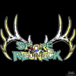 Shore Redneck Delaware Rack Decal
