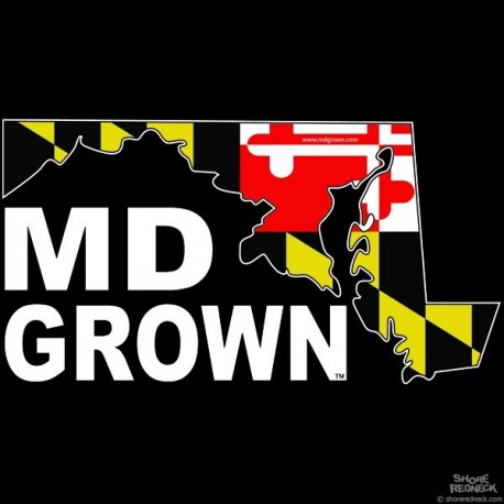 MD Grown™ Decal