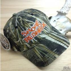 Shore Redneck Max 5 Camo Blaze Logo Hat