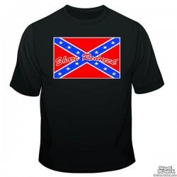 Shore Redneck Dixie Flag T
