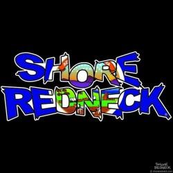 Shore Redneck Kansas Decal
