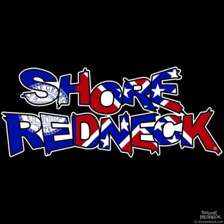Shore Redneck Old Georgia Decal