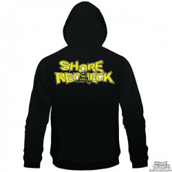 Shore Redneck Don't Tread on Me Gadsden Logo Hoodie