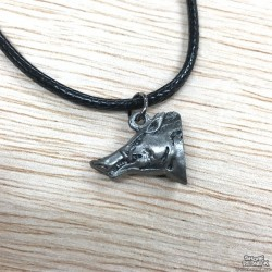 Shore Redneck Boar Hog Necklace