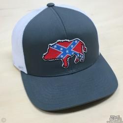 Shore Redneck Dixie Hog Snapback