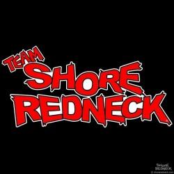Shore Redneck Classic Red Team Decal