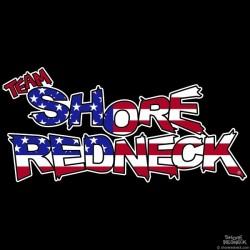 Shore Redneck Team USA Decal