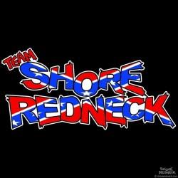 Shore Redneck Team Dixie Decal