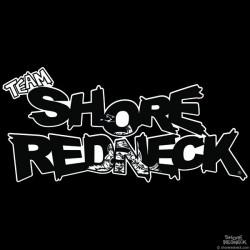 Shore Redneck Team Blackout Gadsden Decal