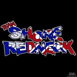 Shore Redneck Team GA Decal