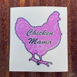 Shore Redneck Pink Paisley Chicken Mama™